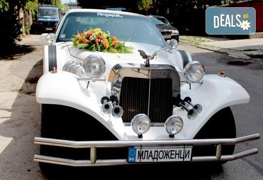 Моминско или ергенско парти на колела с луксозна лимузина от RINGSPOT и заснемане от професионален фотограф от New Line Production и подаръци! - Снимка 2