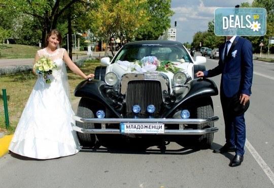 Моминско или ергенско парти на колела с луксозна лимузина от RINGSPOT и заснемане от професионален фотограф от New Line Production и подаръци! - Снимка 14