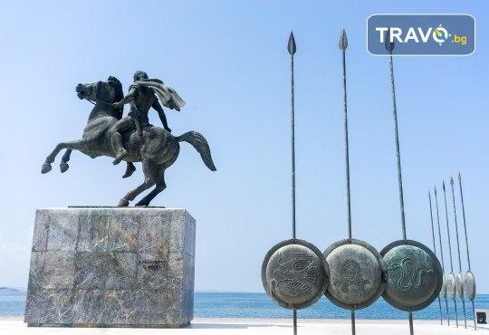 Шопинг и разходка за един ден в Солун, Гърция! Транспорт, водач от Дениз Травел и панорамна обиколка на града - Снимка 1