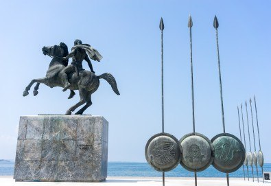 Шопинг и разходка за един ден в Солун, Гърция! Транспорт, водач от Дениз Травел и панорамна обиколка на града - Снимка