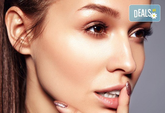 Изграждане на ноктопластика с удължители или гел и дълготраен маникюр с гел лак в NSB Beauty Center! - Снимка 3