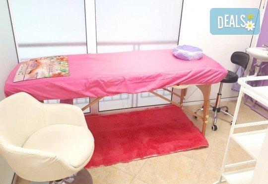 Изграждане на ноктопластика с удължители или гел и дълготраен маникюр с гел лак в NSB Beauty Center! - Снимка 6