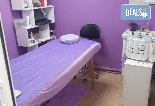 Изграждане на ноктопластика с удължители или гел и дълготраен маникюр с гел лак в NSB Beauty Center! - Снимка 9