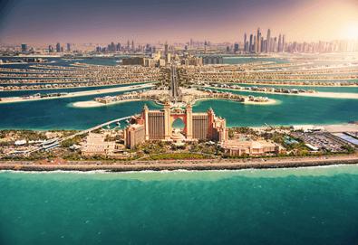 Дубай през октомври! Самолетен билет, 7 нощувки със закуски в Auris Inn Al Muhanna 4*, багаж, трансфери, водач и обзорна обиколка на Дубай - Снимка