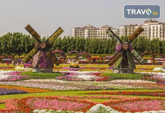 Дубай през ноември или декември! Самолетен билет, 7 нощувки със закуски в Golden Tulip Media 4*, багаж, трансфери, водач и обзорна обиколка - Снимка 2