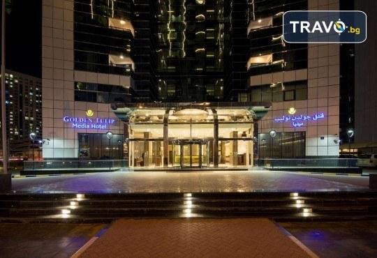 Дубай през ноември или декември! Самолетен билет, 7 нощувки със закуски в Golden Tulip Media 4*, багаж, трансфери, водач и обзорна обиколка - Снимка 12