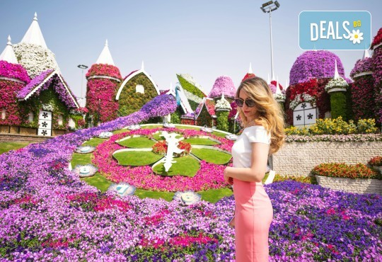 Есен в Дубай: 7 нощувки и закуски в хотел 4*, самолетен билет, багаж, трансфери, водач