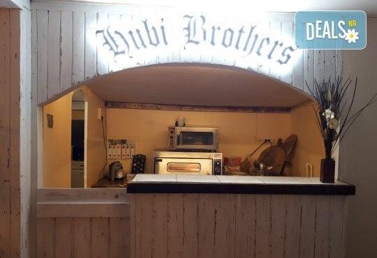 На място или за вкъщи! Вземете прясна паста по Ваш избор oт Hubi-Brothers в Княжево! - Снимка 8
