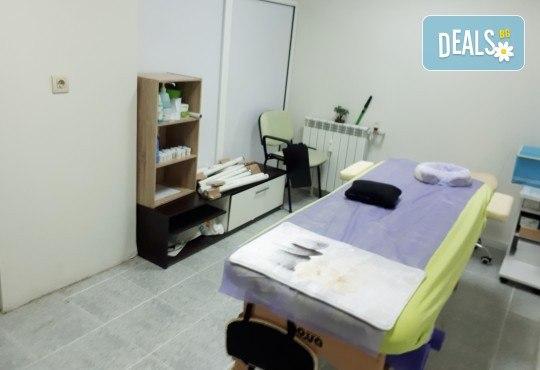 Aqua Peel, биолифтинг, кислородна мезотерапия и терапия студен чук на лице, шия и деколте в NSB Beauty! - Снимка 6