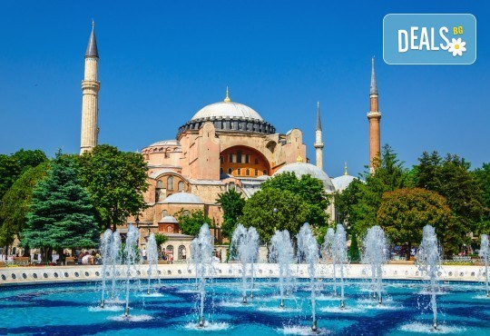 Есенна екскурзия до Истанбул! 2 нощувки със закуски в хотел 2*/3*, транспорт, водач и посещение на Одрин - Снимка 1