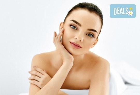 Почистване на лице, лечебен масаж и регенерираща маска + по избор: диагностика на кожата и вкарване на ампула с ултразвук и бонус: почистване на вежди в Салон за красота Stefy Style! - Снимка 2