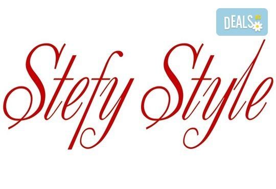 60-минутен хигиенно-козметичен масаж с крем от див кестен, пилинг, релаксираща музика и свещи и по желание диагностика на кожата в Stefy Style - Снимка 4