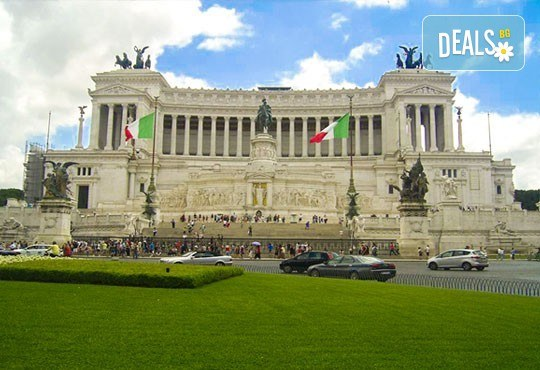 Есенна екскурзия до Рим със Z Tour! Самолетен билет, трансфери, 3 нощувки със закуски в хотел 2*. Индивидуално пътуване! - Снимка 7
