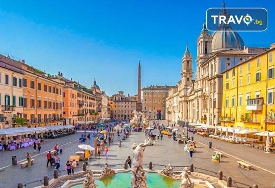 Самолетна екскурзия до Рим на дата по избор със Z Tour! 4 нощувки със закуски в хотел 2*, трансфери, самолетен билет с летищни такси - Снимка 11