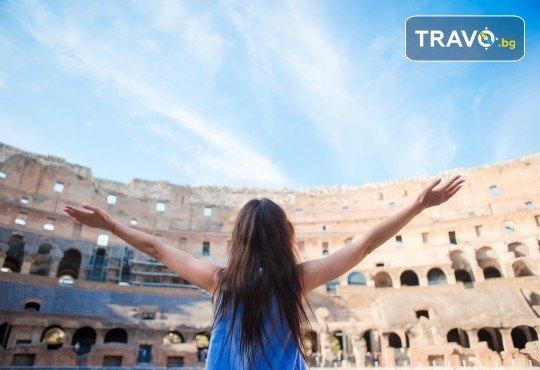 Самолетна екскурзия до Рим на дата по избор със Z Tour! 4 нощувки със закуски в хотел 2*, трансфери, самолетен билет с летищни такси - Снимка 2