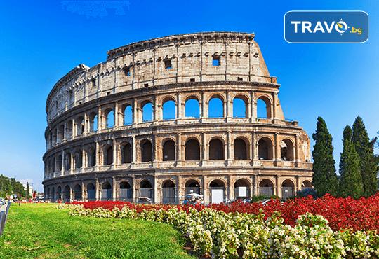 Самолетна екскурзия до Рим на дата по избор със Z Tour! 4 нощувки със закуски в хотел 2*, трансфери, самолетен билет с летищни такси - Снимка 1
