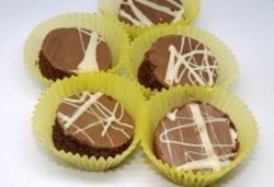 30 шоколадови изкушения! Вземете килограм брауни от Кетърингхапки.com! - Снимка
