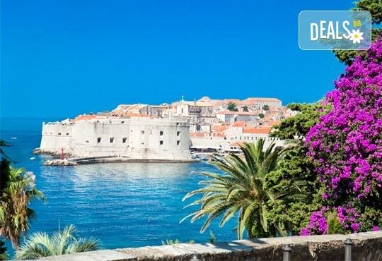 Перлите на Адриатика през октомври – Будва и Дубровник! 3 нощувки със закуски и вечери, транспорт, посещение на Цетина и Подгорица - Снимка 1