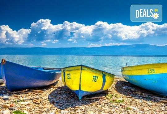 Вижте красотите на Охрид през септември! 2 нощувки със закуски в частна вила, транспорт, екскурзовод и програма в Скопие - Снимка 4
