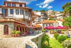 Вижте красотите на Охрид през септември! 2 нощувки със закуски в частна вила, транспорт, екскурзовод и програма в Скопие - Снимка