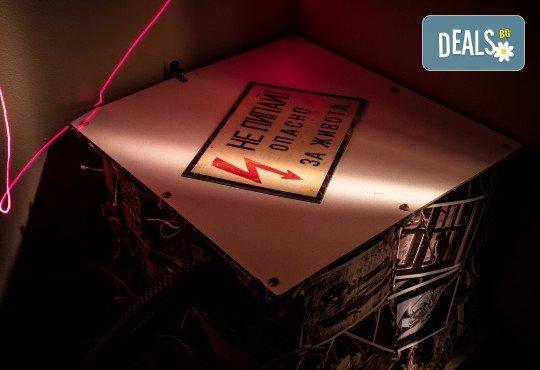"""Детски рожден ден за до 20 деца, с Escape игри на живо! """"Пощенска станция"""" или """"Направление неизвестно"""", стая за почерпка, много забавления и незабравими спомени от Emergency Escape! - Снимка 5"""