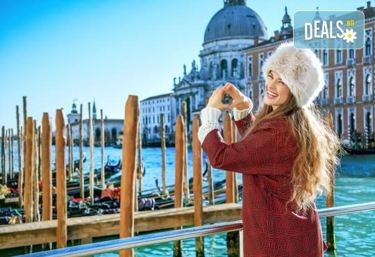 Самолетна екскурзия до Венеция на дата по избор със Z Tour! 3 нощувки със закуски, самолетен билет и трансфери, индивидуално пътуване - Снимка 1