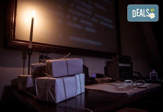 Разгадайте мистерията! Отборна ескейп игра Пощенска станция от Emergency Escape! - Снимка 1