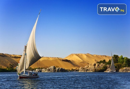 Last Minute eкзотична почивка в Египет през есента! 6 нощувки на база All Inclusive в Хургада и 1 нощувка на база НВ в Кайро, самолетен билет и трансфери, екскурзоводско обслужване - Снимка 10