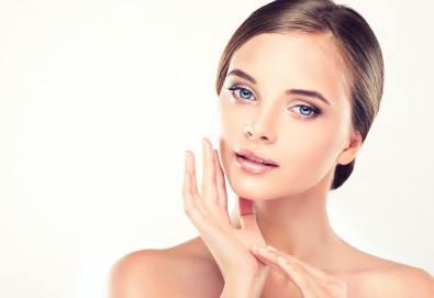 С грижа за Вашата кожа! Почистване на лице с ултразвукова шпатула, по желание в комбинация с антиакне терапия в Anima Beauty&Relax