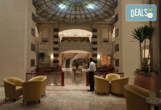 Почивка в Imperial Shams Abu Soma 5*, Хургада, Египет! 7 нощувки на база All Inclusive, самолетен билет с летищни такси, трансфери - Снимка 5
