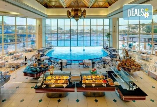 Почивка през есента в Aurora Oriental Resort 5*, Шарм ел Шейх, Египет! 7 нощувки на база All Inclusive, самолетен билет, летищни такси и трансфери - Снимка 4