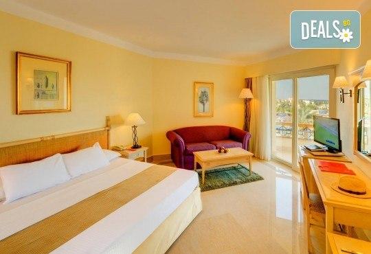 Почивка през есента в Aurora Oriental Resort 5*, Шарм ел Шейх, Египет! 7 нощувки на база All Inclusive, самолетен билет, летищни такси и трансфери - Снимка 2