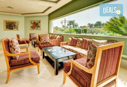Почивка през есента в Aurora Oriental Resort 5*, Шарм ел Шейх, Египет! 7 нощувки на база All Inclusive, самолетен билет, летищни такси и трансфери - Снимка 3