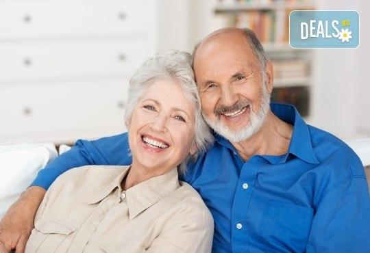 Оздравителен масаж на гръб с магнезиево олио, мурсалски чай или поморийска луга за дами и господа над 60 години в SPA център Senses Massage & Recreation! - Снимка 1