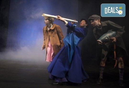 На театър с децата! Гледайте Мери Попинз на 05.10. от 11.00 ч. в Театър ''София'', билет за двама! - Снимка 7