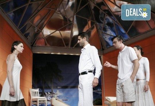 Вечер на смеха с Канкун от Ж. Галсеран на 5-ти октомври (събота) в Малък градски театър Зад канала! - Снимка 3