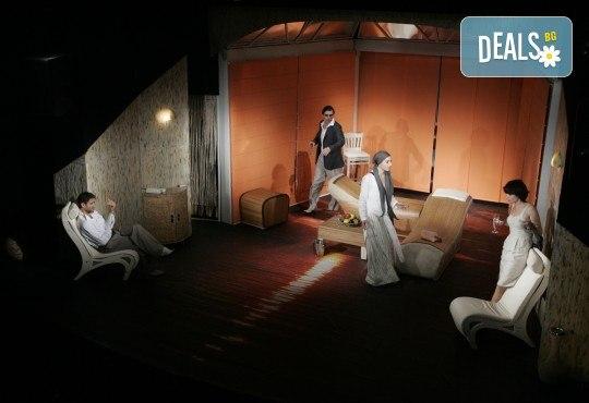 Вечер на смеха с Канкун от Ж. Галсеран на 5-ти октомври (събота) в Малък градски театър Зад канала! - Снимка 7