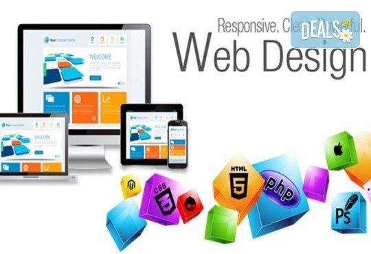 Изграждане на фирмен уеб сайт и SEO оптимизация + подарък - хостинг от SHCR - Снимка 3