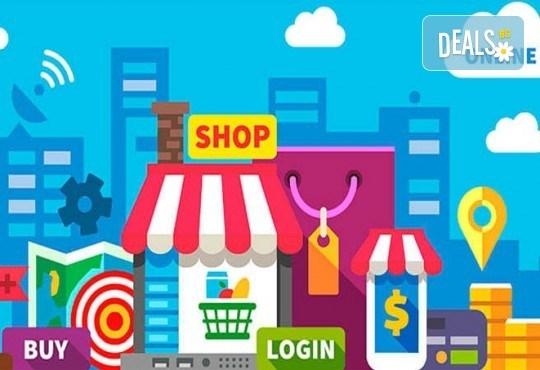 Изработка на онлайн магазин с мобилна версия и базова SEO оптимизация от SHCR - Снимка 1