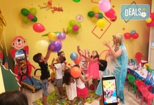 2 часа детски рожден ден за 10 деца + 10 детски празнични менюта и възможност за безплатно внасяне на торта в Детски център Пух и Прасчо в широкия център на София! - Снимка 5
