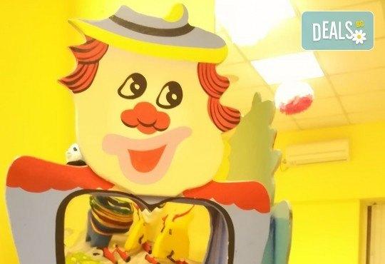 2 часа детски рожден ден за 10 деца + 10 детски празнични менюта и възможност за безплатно внасяне на торта в Детски център Пух и Прасчо в широкия център на София! - Снимка 9