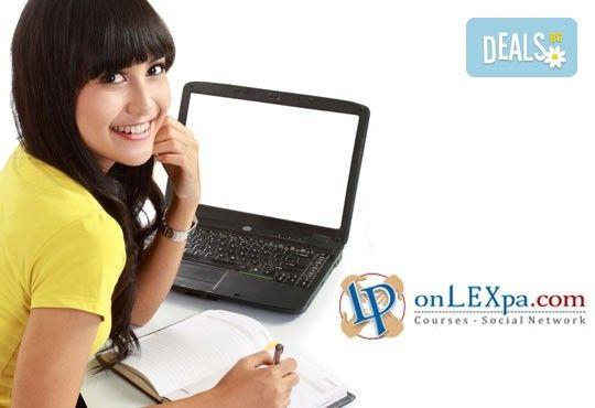Вземете Online VIP карта за себе си или за подарък от www.onLEXpa.com за всички онлайн курсове! - Снимка 2