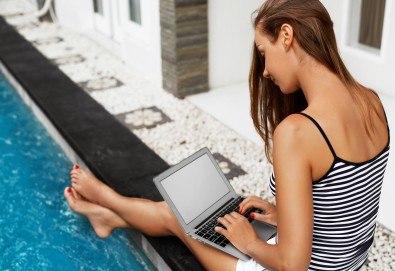 Бързо, удобно и лесно! Онлайн курс по английски език на ниво А1 и А2 + В1 от onlexpa.com! - Снимка