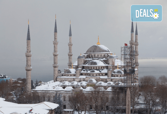Нова година 2020 в Истанбул, ексклузивна цена! 3 нощувки, 3 закуски и Новогодишна вечеря в Mercure Istanbul West Hotel & Convention Center 5* и транспорт! - Снимка 5