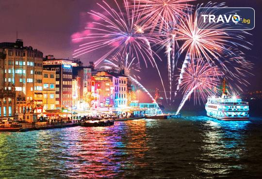 Нова година 2020 в Истанбул! 3 нощувки със закуски в Pullman Istanbul Hotel & Convention Center 5*, басейн, сауна, Празнична вечеря и транспорт - Снимка 1