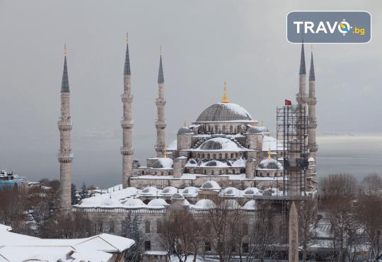 Нова година 2020 в Истанбул! 3 нощувки със закуски в Pullman Istanbul Hotel & Convention Center 5*, басейн, сауна, Празнична вечеря и транспорт - Снимка 7