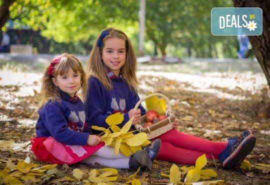 Едночасова детска или семейна фотосесия в студио или на открито и обработка на всички кадри от фотостудио Arsov Image! - Снимка 2