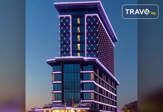 Посрещнете Новата 2020 година в Golden Tulip Istanbul Bayrampasa 5*, Истанбул! 3 нощувки със закуски и Новогодишна вечеря, транспорт, посещение на мол Forum - Снимка 6