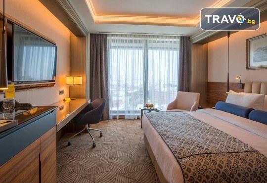 Посрещнете Новата 2020 година в Golden Tulip Istanbul Bayrampasa 5*, Истанбул! 3 нощувки със закуски и Новогодишна вечеря, транспорт, посещение на мол Forum - Снимка 8