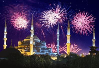 Посрещнете Новата 2020 година в Golden Tulip Istanbul Bayrampasa 5*, Истанбул! 3 нощувки със закуски и Новогодишна вечеря и транспорт - Снимка